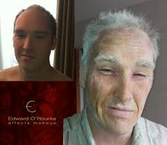 special effects make up special effects makeup artist edward o rourke special effects