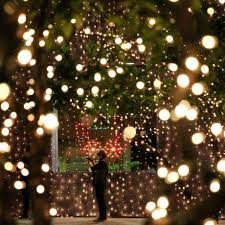 automatic outdoor christmas lights outdoor solar string lights 10m 50 led automatic control garden