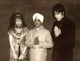 Lux Interior And Poison Ivy Pandit5 Eleven Nineteen
