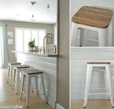 modern rustic kitchens modern rustic kitchen makeover orc week 6 the reveal
