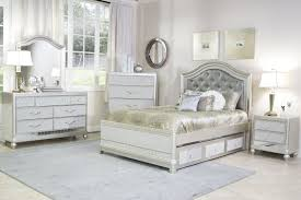 Full Bed With Trundle The Lil Diva Full Platform Bed With Trundle Mor Furniture For Less