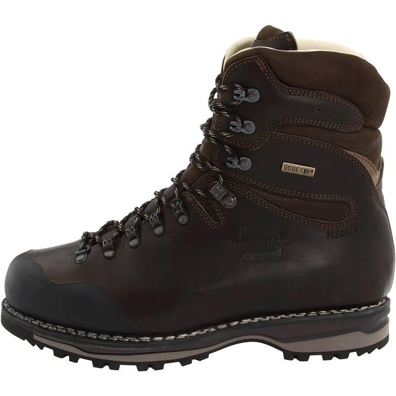 Zamberlan Sella NW GTX RR Hiking Boots Waxed Dark Brown Medium 9.5 1030WBM-Medium-9.5