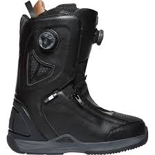 mens black riding boots dc travis rice boa snowboard boot men u0027s backcountry com
