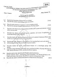 jntuh mining previous year question papers