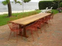 teak trestle dining table dsc02543 jpg