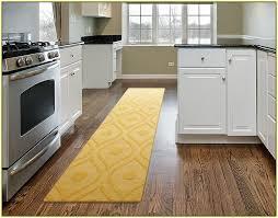 interesting yellow kitchen rugs washable shining runner rug