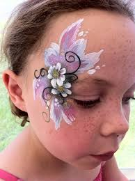17 best images about flowers facepainting on pinterest face