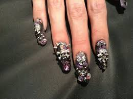 27 wonderful extreme nail art designs u2013 slybury com