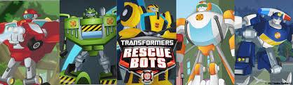 les coloriages transformers rescue bots mission protection