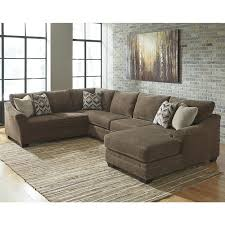 with chaise sectionals nebraska furniture mart