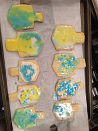 hanukkah cookies hanukkah sugar cookie decorating party for toddlers my