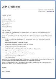 It Support Engineer Resume Sample by Sample Help Desk Resume Jennywashere Com