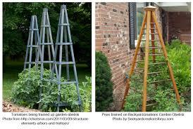 build a garden trellis garden obelisk design plans native garden design