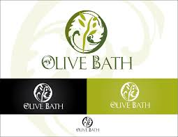 logo design contests inspiring logo design for olive bath soap