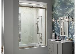 Fluence Shower Door Kohler Shower Doors Attractive Door Guide Bathroom Kohler Inside 0
