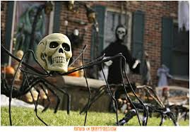 Photos Of Outdoor Halloween Decorations by Of Late 125 Cool Outdoor Halloween Decorating Ideas Digsdigs