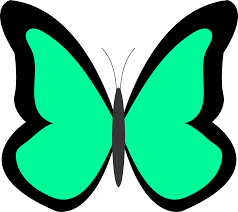 spring butterfly clipart clipartxtras