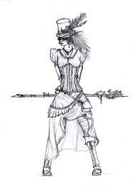steampunk sketch by schytelizard94 on deviantart