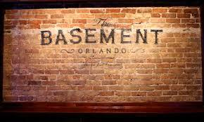 the basement today u0027s orlando