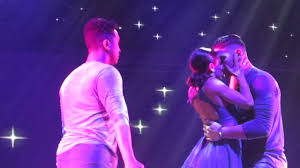 dwts light up the night tour dancing with the stars light up the night hayley erbert alan