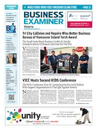 Wildfire Marketing Victoria Bc by Business Examiner Victoria December 2016 By Business Examiner