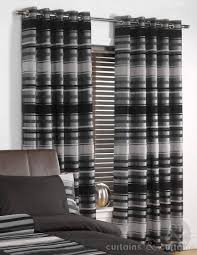 5 styles striped curtains