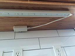 Led Light Design Hardwired LED Under Cabinet Lighting Dimmable - Hardwired under cabinet lighting kitchen