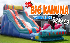 party rentals miami water slide rentals happy party rental miami