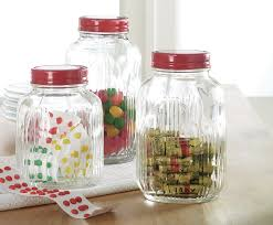 keep favorite goodies at hand or use to package sweet gifts glass