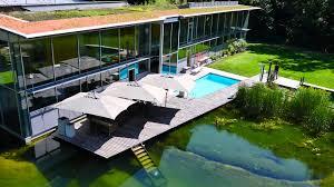 Natural Pools by Biotop Natural Pools Aerial Views Part 3 Austria Biotop Hq