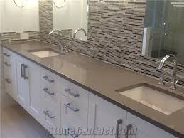 Corian Stone Custom Vanity Tops Taylor Tere Stone In Nicho Bathroom Tile Top