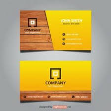 Wood Texture Business Card Woodworker Border Wood Grain Business Card Custom Business