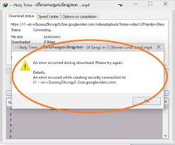 download youtube idm mp4 what wrong with windows 10 downloading youtube using idm