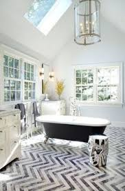 Best Stunning Bathrooms Images On Pinterest Dream Bathrooms - Floor tile designs for bathrooms