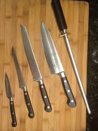 Knives In The Kitchen Kitchen Knives Brad Nierenberg The Home Chef
