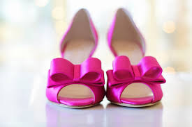 wedding shoes pink free photo pink shoes wedding shoes bows free image on