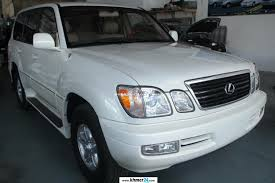 black and teal car black and white lexus lx 470 year 2001 for rent in phnom penh on