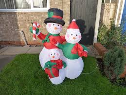inflatable outdoor christmas decorations ideas all about home design