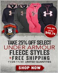 under armour black friday sale 2013