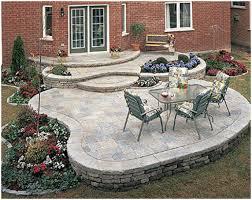 backyards charming backyard paver backyard paver stone ideas