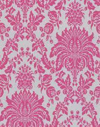 graham and brown 17154 elizabeth wallpaper pink pink damask
