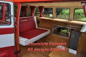 volkswagen bus interior interiors quality vw campervan conversions