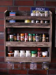 kitchen spice rack ideas 16 practical handmade spice rack ideas that will help you organize