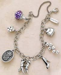 Paris Themed Charm Bracelet My James Avery Texas Themed Charm Necklace Many Of The Charms Are