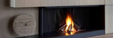 new wood fireplace by metalfire metalfire