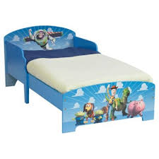 buy disney toy story toddler bed multi colour toddler