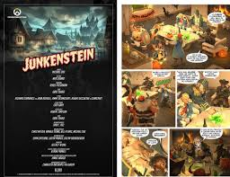halloween skins comic not in english
