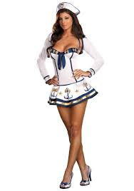 Mens Sailor Halloween Costume Womens Sailor Costumes U0026 Pin Captain Halloweencostumes