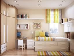 chambre ado petit espace design interieur chambre ado petit espace idees deco rayures garde