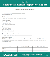 Home Inspection Template Excel Rental Inspection Report Property Inspection Checklist Form Us